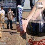 حقيقة ان خلط المينتوس مع الكوكاكولا يسبب الوفاه