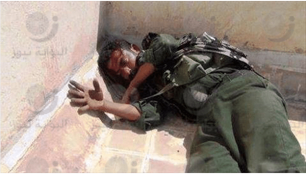 Martyr-Lieutenant-Ahmed-Ibrahim-Ismailia-Killed-By-MB-Militias-on-7-october-2013-