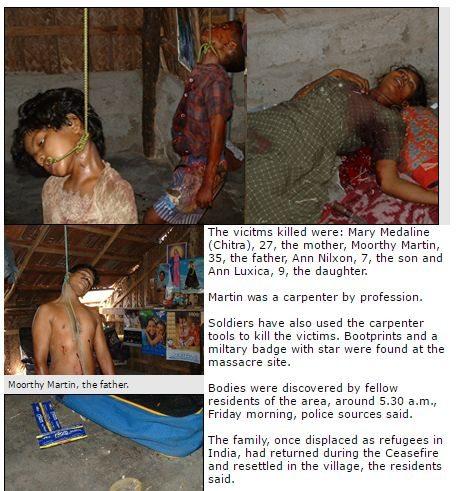 حقيقة شنق الاطفال في بورما