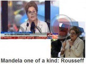 حقيقة اشادة رئيسة البرازيل بمرسي