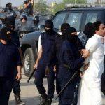 حقيقة فض قوات المارينز الأمريكية لمظاهرات فى قطر.