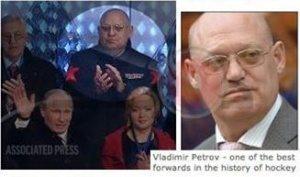 حقيقة إرتداء السيسى لمعطف يرتديه حراس فلاديمير بوتين