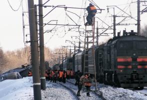 حقيقة تعطل 30 عربة فحم فى روسيا مزامنة مع دخول السيسى أراضيها