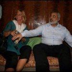 حقيقة صورة إسماعيل هنية مع عشيقته الصهيونية
