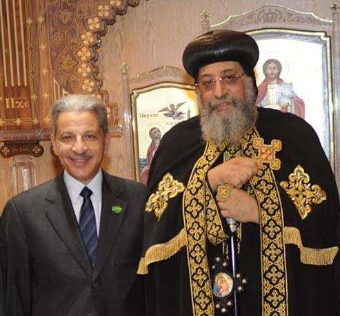حقيقة إنشاء أول كنيسة قبطية في تاريخ المملكة السعودية