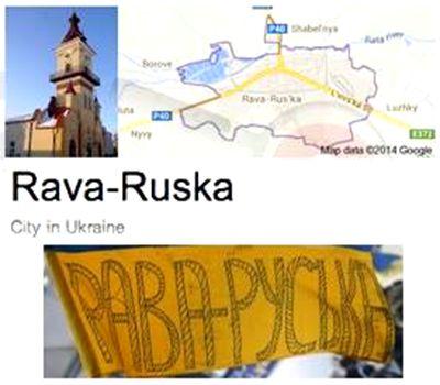 حقيقة تضامن ثوار اوكرانيا مع رابعة
