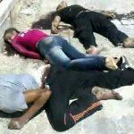 حقيقة العثور على جثث لبلطجية ساعدوا الشرطة فى قتل المتظاهرين يوم 25 يناير