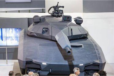 حقيقة دبابة  صناعة مصرية