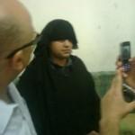 حقيقة قبض علي ظابط شرطة لابس نقاب
