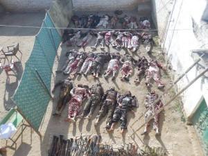 حقيقة قتلي داعش في ليبيا