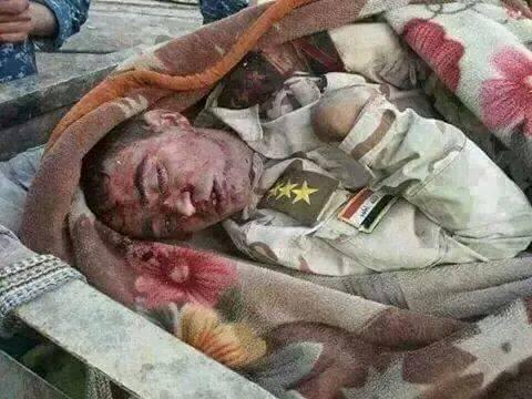 حقيقة وفاة ضابط مصري