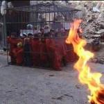 حقيقة حرق داعش للاطفال