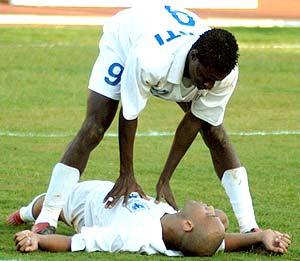 حقيقه موت لاعب مالي مسلم