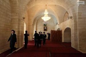 حقيقة طرد يهود من المسجد الاقصي