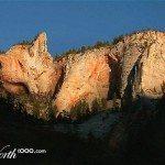 حقيقة جبل القطة في اوكرانيا