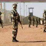 حقيقة جنود القوات المسلحة المصرية فى لهيب الجو ينتظرون رفع آذان المغرب للإفطار .