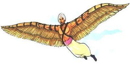 حقيقة موت عباس بن فرناس في محاولة الطيران