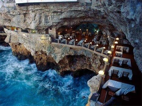 حقيقة صورة مطعم في الأسكندرية على البحر