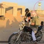 حقيقة توزيع تنظيم ولاية سيناء منشورات قدام معسكر للجيش