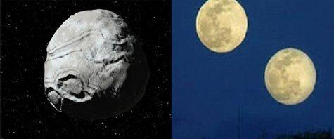 حقيقة وجود قمر ثاني للأرض