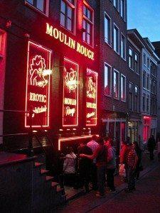 حقيقة ظهور اشارة رابعة بمحلات الجنس في اوربا لجهاد النكاح