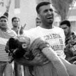 حقيقة صورة لقتيل في مظاهرات في مصر