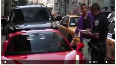 حقيقة فيديو لشرطي أمريكي يهين الأمير خالد بن سلطان السعود