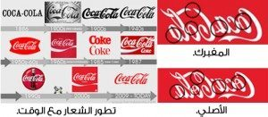 أسطورة شعار كوكاكولا للسخرية من الاسلام