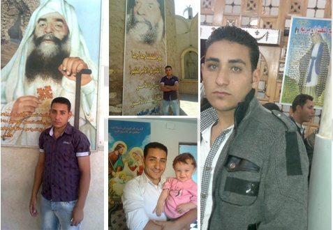 حقيقة وجود مسلم ضمن شهداء الأقباط في ليبيا