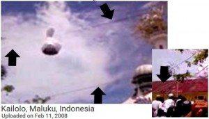 حقيقة معجزة القبة اللي طارت فوق مسجد في نيبال