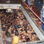 حقيقة حرق مسلمي بورما في القارب