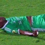 حقيقة وفاة لاعب ليوبار الكونغولي