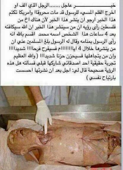 حقيقة ان الراجل اللي عمل الفيلم المسيء للسول مات محروق