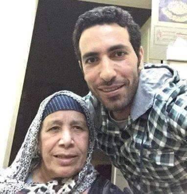 حقيقة وفاة والدة أبو تريكة