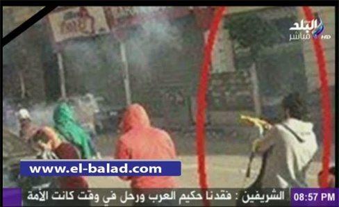 حقيقة فيديو لقاتل شيماء الصباغ