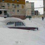 حقيقة صورة الأسكندرية مغطاه بالثلوج