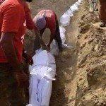حقيقة الدفن الجماعي لشهداء الحج
