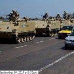 حقيقة صورة انتشار قوات الجيش في الأسكندرية