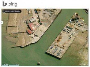 حقيقة كابوريا عملاقة تحتل ميناء فى بريطانيا