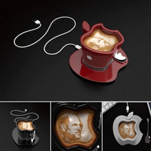 حقيقة القهوة الذكية من أبل