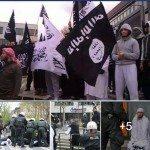 حقيقة مظاهرات داعش في ألمانيا