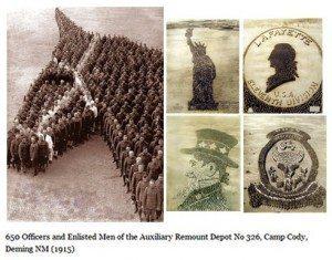 حقيقة أحد العروض العسكرية للجيش العثماني