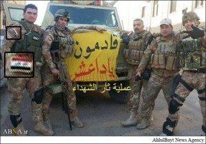 حقيقة صورة الجيش المصري في انتظار داعش