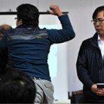 أيوة ده بجد ! .. ضرب مسؤول حكومي كوري جنوبي