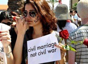 حقيقة صورة من مظاهرات لبنان
