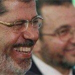 حقيقة اختيار صحيفة فرنسية لمرسي أقوى شخصية للعام