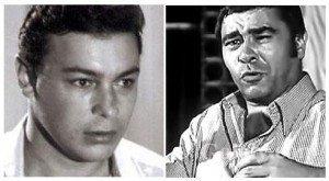 حقيقة ان سيف الله مختار شقيق الممثل السينمائي  أحمد رمزي.