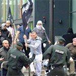 حقيقة مواجهات متسللي داعش في ألمانيا مع الشرطة