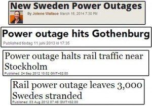 حقيقة احتفال السويد بمرور ثلاثون عاما على عدم انقطاع الكهرباء