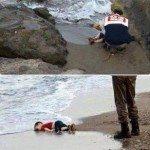 حقيقة تلاعب الاعلام بصورة الطفل السوري الغريق